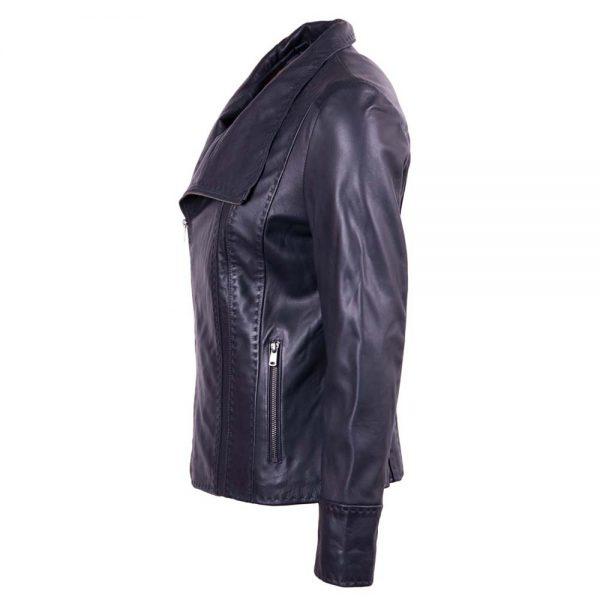 sunny-blue-leather-jacket-women