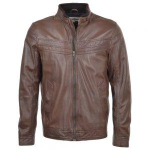 david-brown-leather-jacket