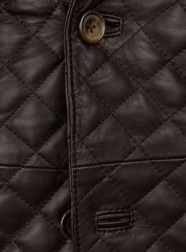 brown-quilted-leather-blazer-for-men